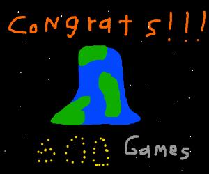 Geobel's 600th Game!