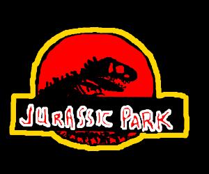 Opening for Jurassic Park