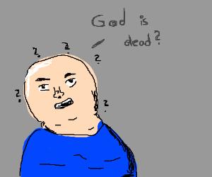 nietzsche god is dead pdf