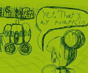 Cinderella's Pumpkin