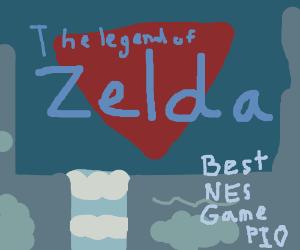 Best NES game PIO