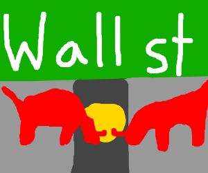 red bull bought wall street