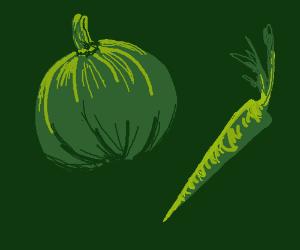 Pumpkin cariet