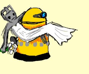 Dalek X Cyberman OTP