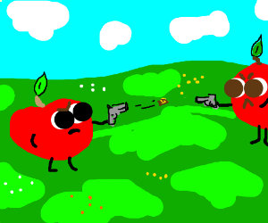 Apple shootout