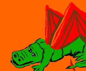 Crocodile Dragon Hybrid
