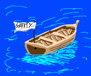 Boat to Safety