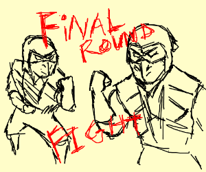 Mortal Kombat Ninjas - Final Round! Fight!