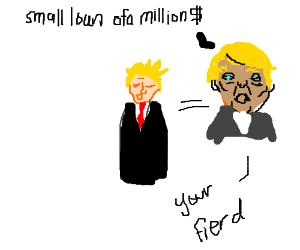 Republicans get small loan ofa million dollars