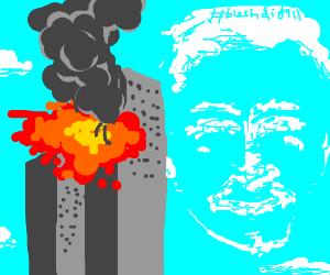 BUSH DID 9/11! (stop)