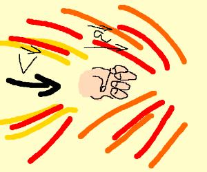 Blastoffist
