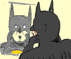 Oh my! I'm Batman??