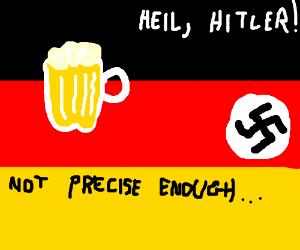 german sterotype