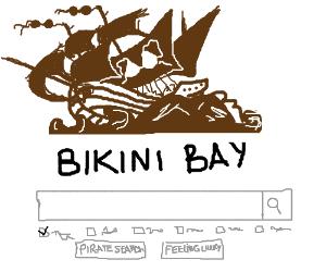 THIS. IS. BIKINI. BAY.