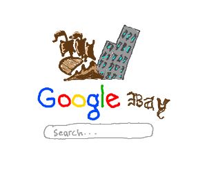 Google and the Pirate Bay merge
