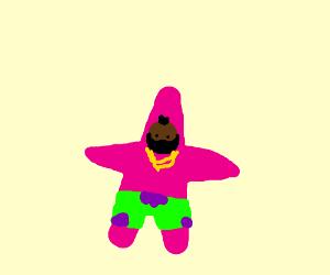 Mr. T that starfish costume doesnu0027t suit ...  sc 1 st  Drawception & Patrick Star A.K.A. Kanye Weast. - Drawception
