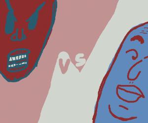 Red vs Blu