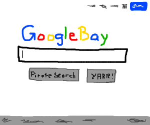 Pirate Bay and Google had a child