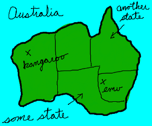 Some Australian state.