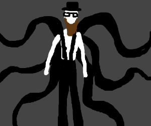 Amish slenderman