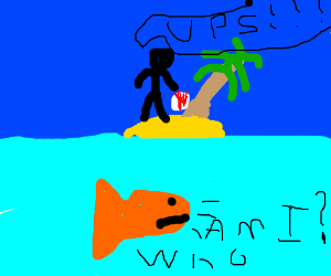 Fish suffers from identity crisis