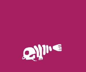 Skeleton koi hybrid