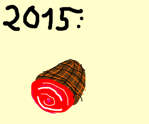 2015: Year of the Bacon
