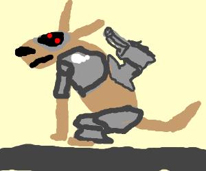 Robocop's dog