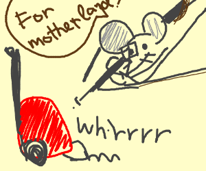 mouse sniper aim down vacuum
