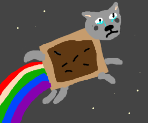 Sad Nyan Cat