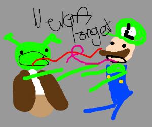 Shrekxluigi, never forget