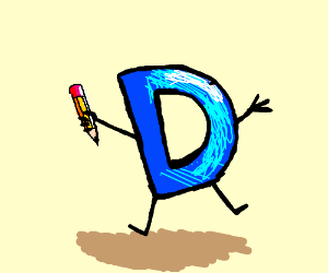 Drawception D Character!