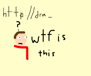 Dude can't figure out Drawception html code