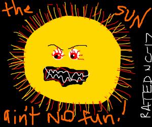 New sci-fi/horror film: Here Comes the Sun