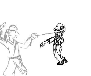 Zombie Wallace Shawn