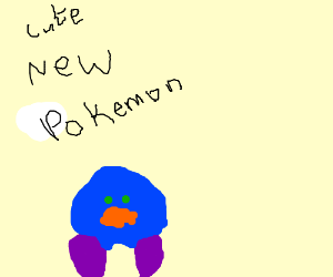 A new pokeon added???
