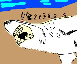 The last megalodon