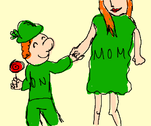 Irish Mothers Day (15/3/2015)