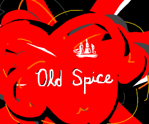 """Old Spice Commercial; """"EXPLOSIONS!!!!!!"""""""