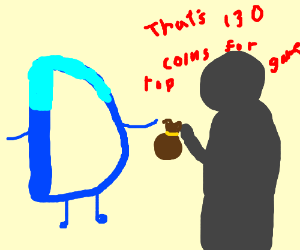 Bribing Drawception for Top Game.