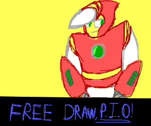 free draw pass it on