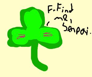 clover says find me sentai
