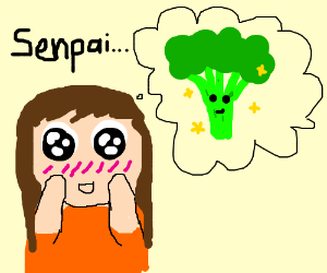 Broccoli Senpai