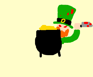 leprechaun kills people for his gold back