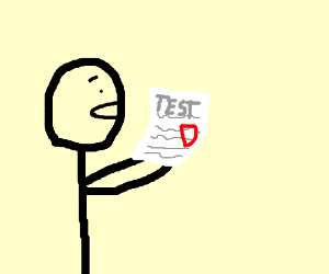Surprised I Didn't Fail This Test