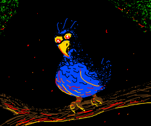 Blue Bird Hasn't Slept in 3 Days