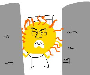 the sun has to go #2
