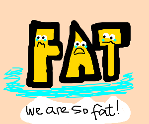 Emotionaly fat