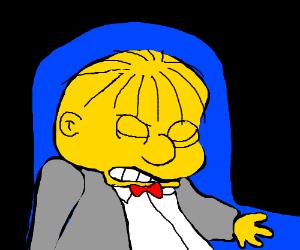 You're tearing me apart, Lisa!