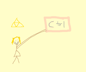 Adventures Of Lunk Hunky Link Drawception